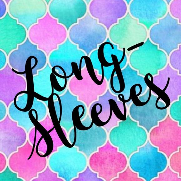 Tops - Long-Sleeves!!